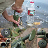 Water Filter Bottle-Ridge Line Survival Gear