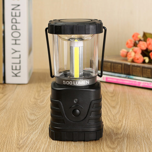 Waterproof 500LM Super Bright LED Night Light Camping Emergency Lantern Tent Lamp-Ridge Line Survival Gear