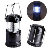 30 LED Portable Tent Light Lantern-Ridge Line Survival Gear