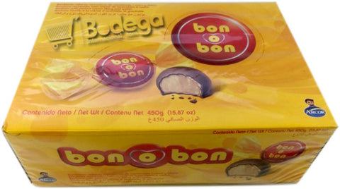 Chocolate Arcor Bon-O-Bon Leche 30 U