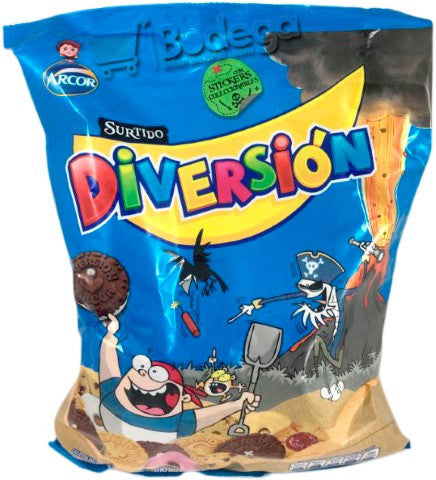 Galleta Diversion Surtidos 14.1 oz