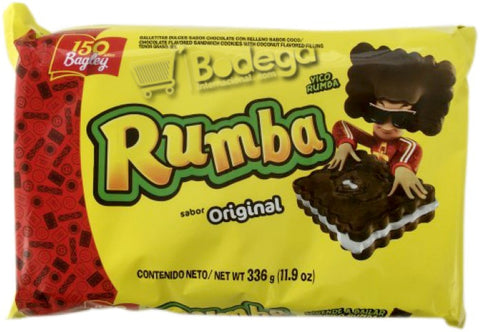 Galleta Rumba 11.9 oz