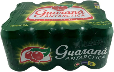 Guarana Antartica Lata 350 ml