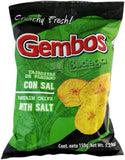 Chips Gembos Sal 150 g
