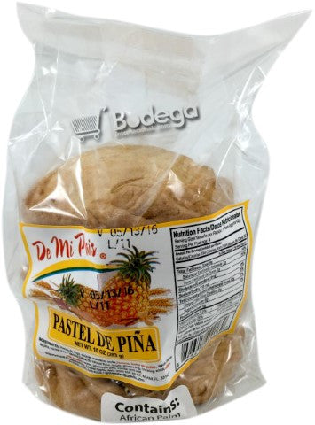 Galleta Pastel de Piña 10 oz