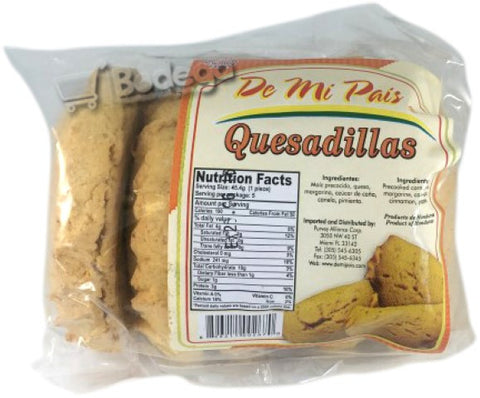Galleta Quesadilla DMP 8 oz