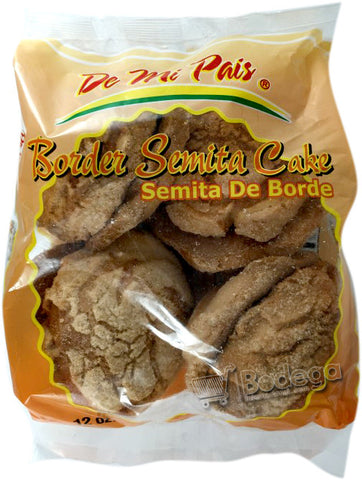 Galleta Semita de Borde 12 oz