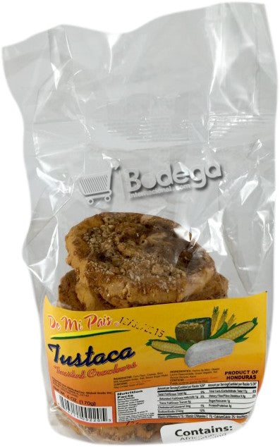 Galleta Tustacas 6 oz