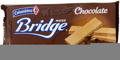 Galleta Bridge Chocolate 1 U