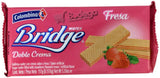 Galleta Bridge Fresa 1 U