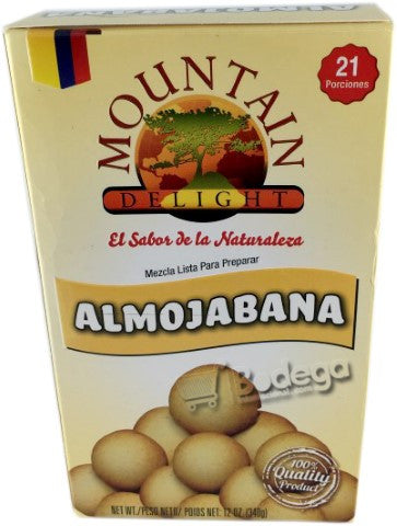 Almojabana MD 12 oz