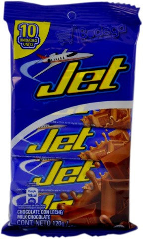 Chocolatina Jet Bag 10x0.42 oz