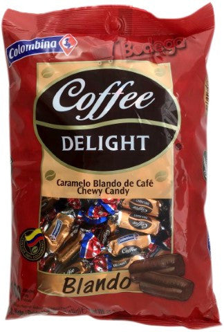 Coffee Delight Blando 100 U