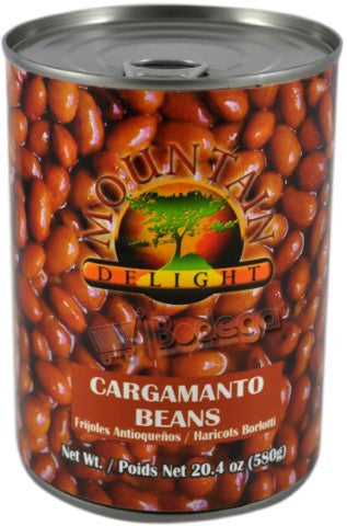 Frijol Cargamanto MD 20.5 oz