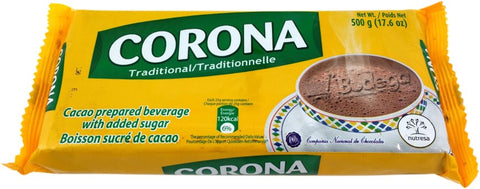 Chocolate Corona Sweet 17.6 oz (500 g)