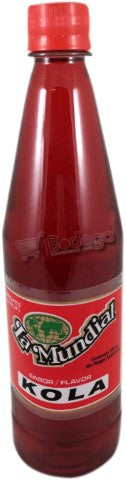 La Mundial Sirope Cola 700 ml (23.65 oz)