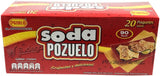 Galleta Pozuelo Soda 15.5 oz