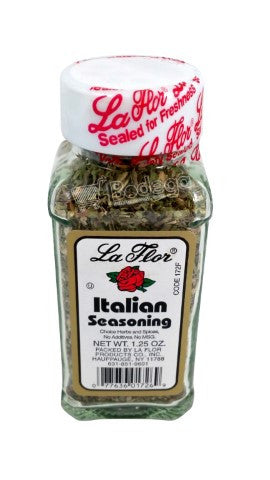 172F. Italian Seasoning La Flor 1.25 oz
