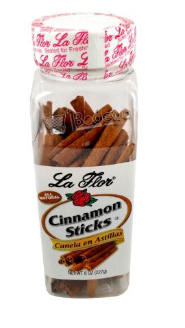 21390. Cinnamon Sticks La Flor 8 oz