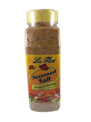 22192. Seasoned Salt La Flor 30 oz