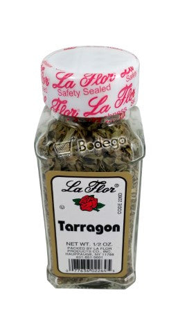 226D. Tarragon Leaves La Flor 0.5 oz