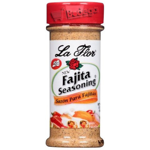 61062. Fajita Seasoning La Flor 5.5 oz