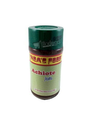 Achiote Molido Frasco IF 2.5 oz