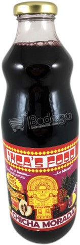 Bebida Chicha Morada IF 1 Lt
