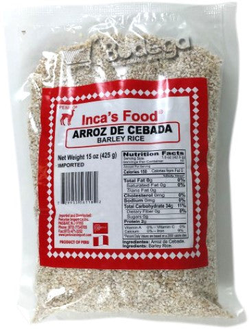 Granos Arroz de Cebada IF 15 oz
