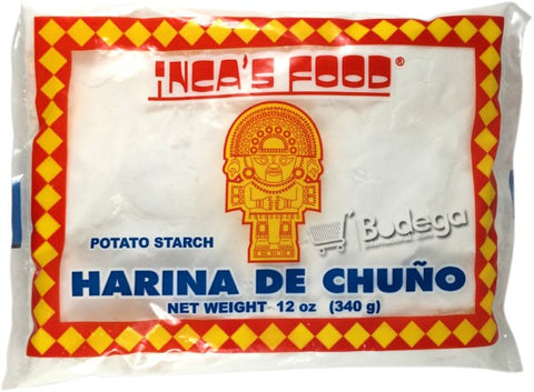 Harina de Chuño IF 12 oz
