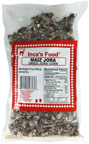 Granos Maiz Jora IF 12 oz