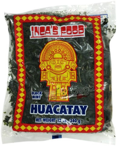 Huacatay Congelado IF 12 oz