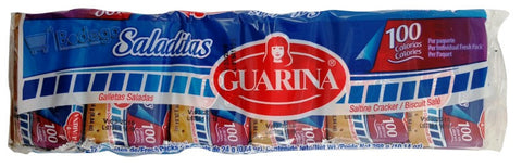 Galleta Guarina Salada 10.2 oz