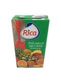 Jugo Cocktail Rica 1 Lt