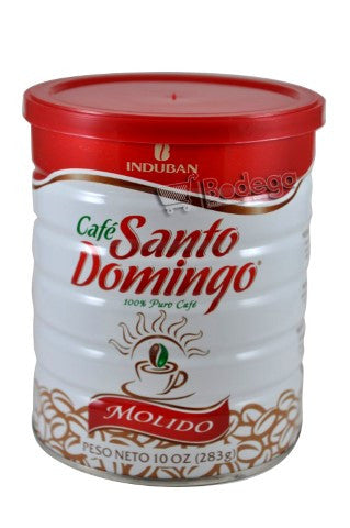 Café Santo Domingo Lata 10 oz