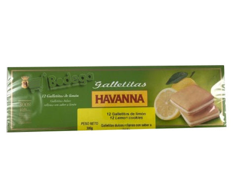 Havanna Galletitas de Limon 300 g