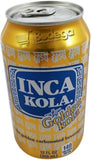 Soda Inca Kola Lata 12 oz (6 Pack)
