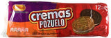 Galleta Pozuelo Cremas Mix 13.3 oz