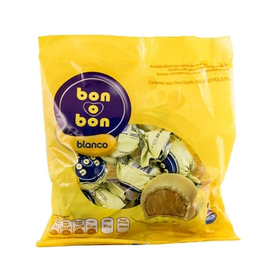 Chocolate Arcor Bon-O-Bon Bite Blanco Bolsa 6 U