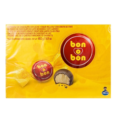 Chocolate Arcor Bon-O-Bon Bite Leche 30 U