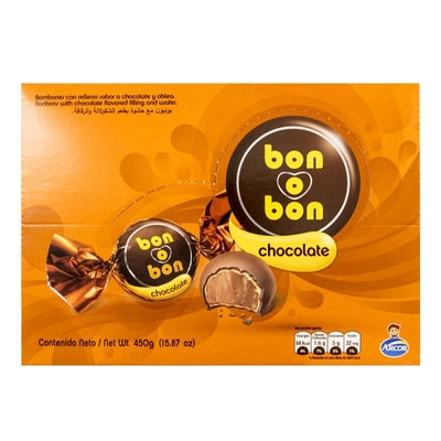 Chocolate Arcor Bon-O-Bon Bite Chocolate Mix 30 U