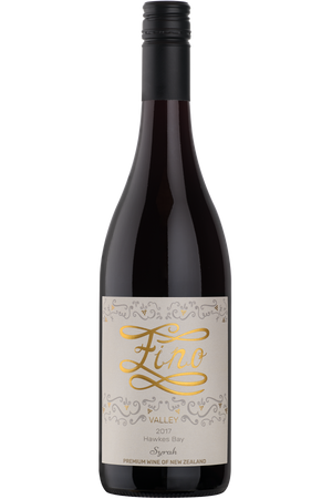 Fino Valley 2017 Hawkes Bay Syrah