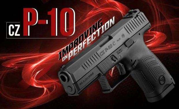 Say hello to the new CZ-P10