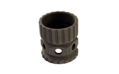 2A Armament AR15 Aluminum Barrel Nut Front