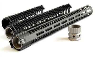 2A Armament BL RAIL M-LOK Handguard with Titanium Nut options