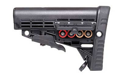 CAA Collapsible Stock with Battery Compartment