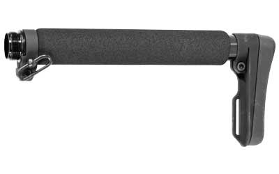DoubleStar ACE Ultra Light Stock With Foam Overtube Polymer Black