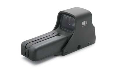 EOTech 512.A65 Holographic Red Dot Sight, Picatinny Mount, Black, Left