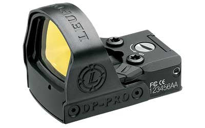 Leupold DeltaPoint Pro Reflex Sight, 2.5 MOA Dot, No Mount