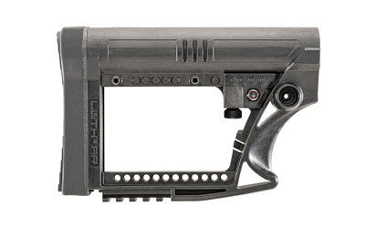 LUTH AR MBA-4 Carbine Stock Black